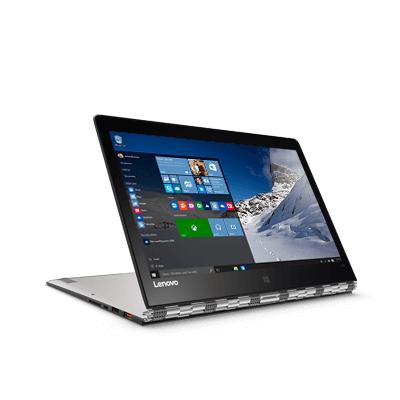 Ноутбук Lenovo IdeaPad Yoga 900 Silver (13.3