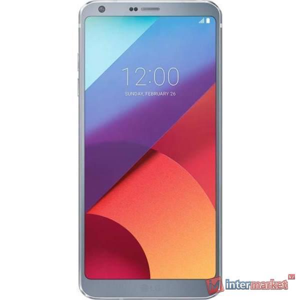 Смартфон LG G6 H870DS, Platinum