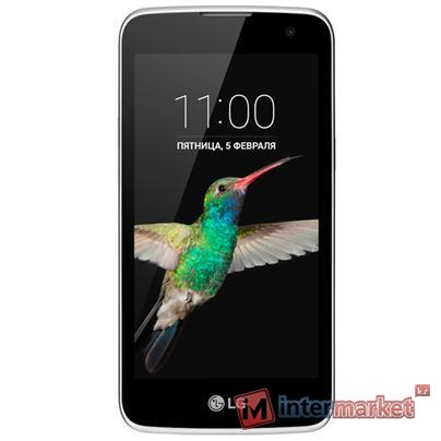 Смартфон LG K4 LTE (white)