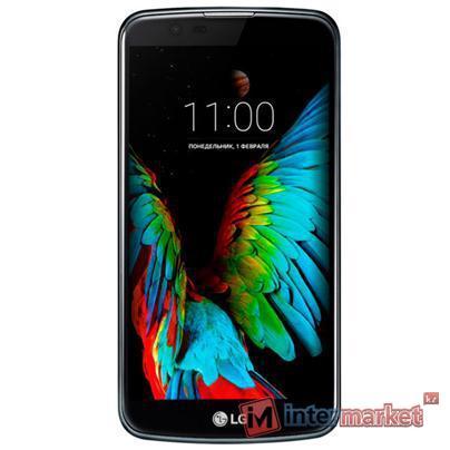 Смартфон LG K10 LTE (Black blue)