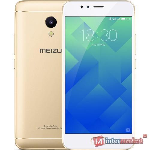 Смартфон Meizu M5s 32GB, Gold