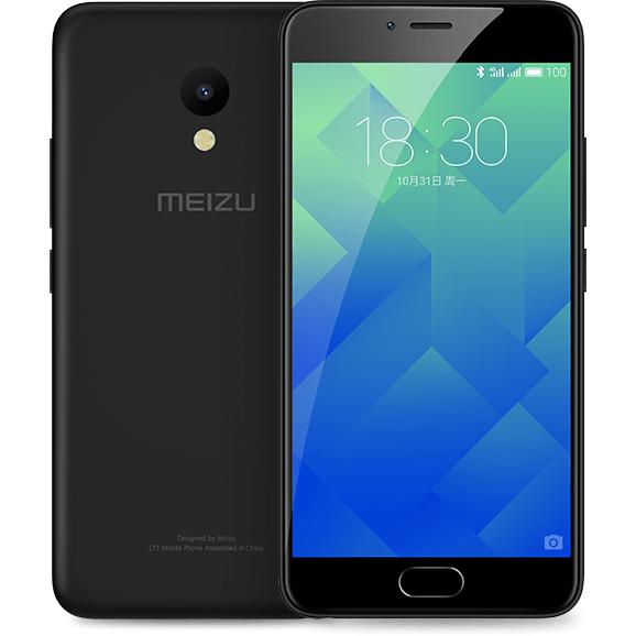 Смартфон Meizu M5 16Gb Black