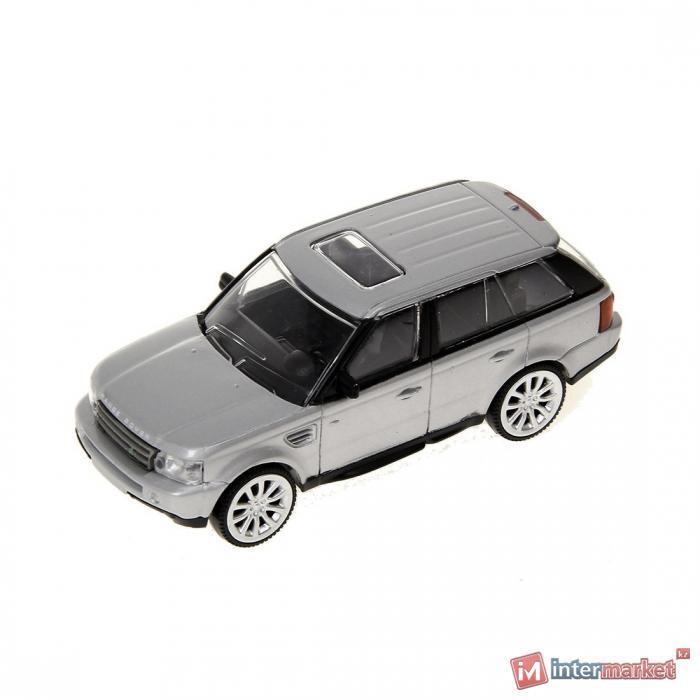 Металлическая машинка RASTAR 1:43 Land Rover Range Rover Sport 36600S