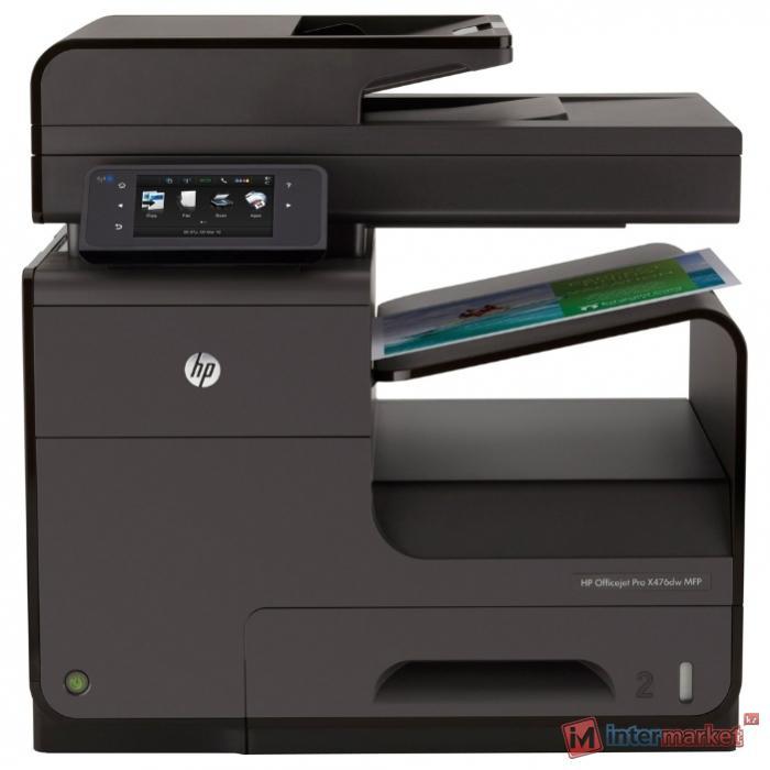 МФУ HP Officejet Pro X476dw