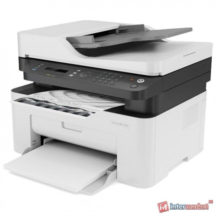 МФУ HP Laser 137fnw A4