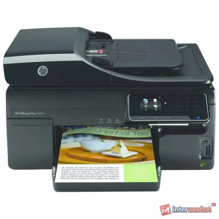 МФУ HP Officejet Pro 8500A e-All-in-One (CM755A)