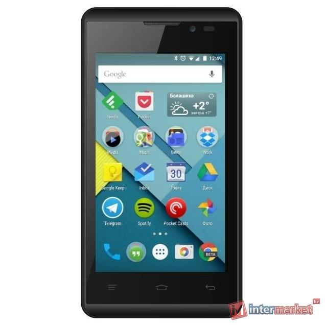 Смартфон Micromax BOLT D305 Black