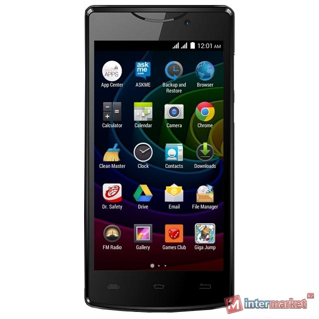 Смартфон Micromax BOLT D320 Black