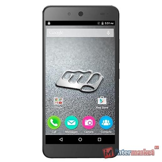 Смартфон Micromax Canvas Juice 2 Q392 Cosmic grey