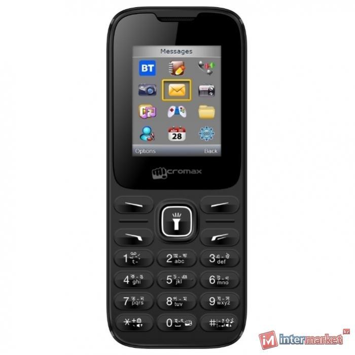 Мобильный телефон Micromax X401, Blue