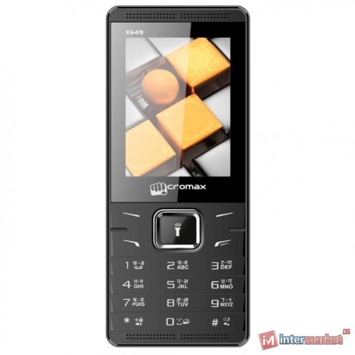 Мобильный телефон Micromax X649