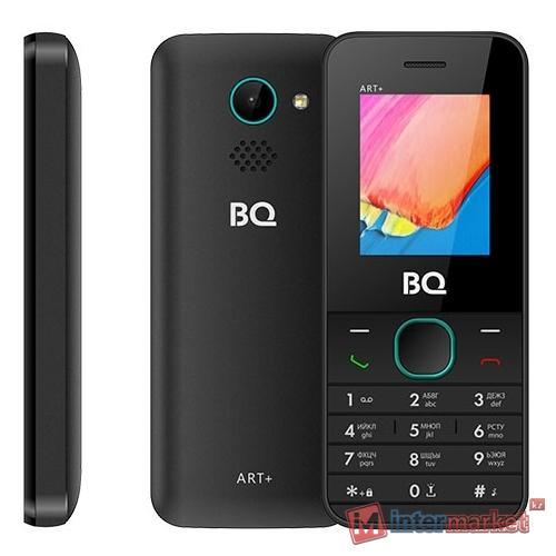 Мобильный телефон BQ-1806 ART Аквамарин /