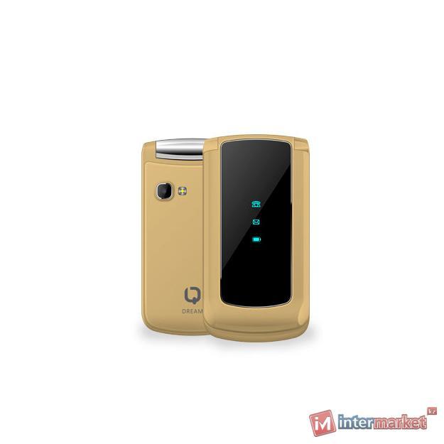 Телефон BQ BQ-2405 Dream, Gold