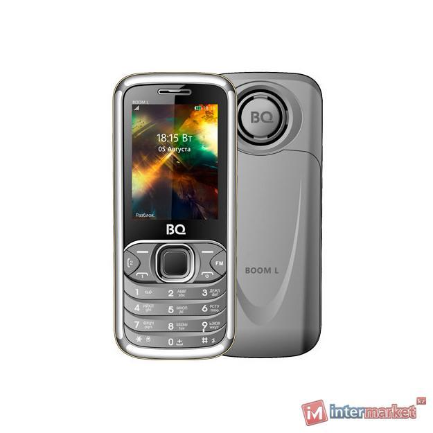 Телефон BQ BQ-2427 BOOM L, Gray