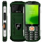 Мобильный телефон BQ-3586 Tank Max зеленый