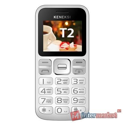 Мобильный телефон KENEKSI T2 white