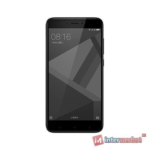 Смартфон Xiaomi Redmi 4X 16GB Black