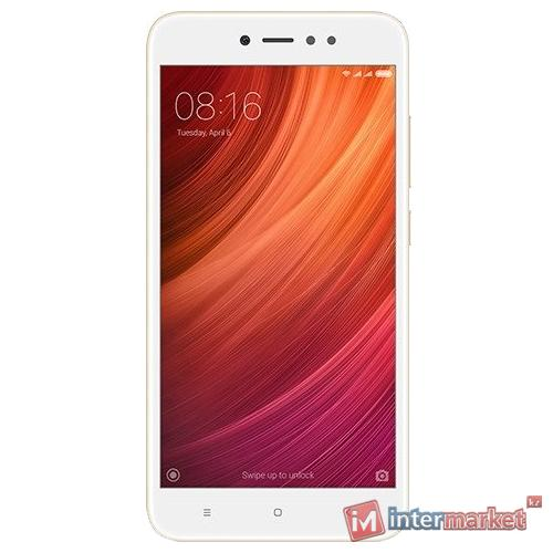 Смартфон Xiaomi Redmi Note 5A Prime 3/32GB Gold