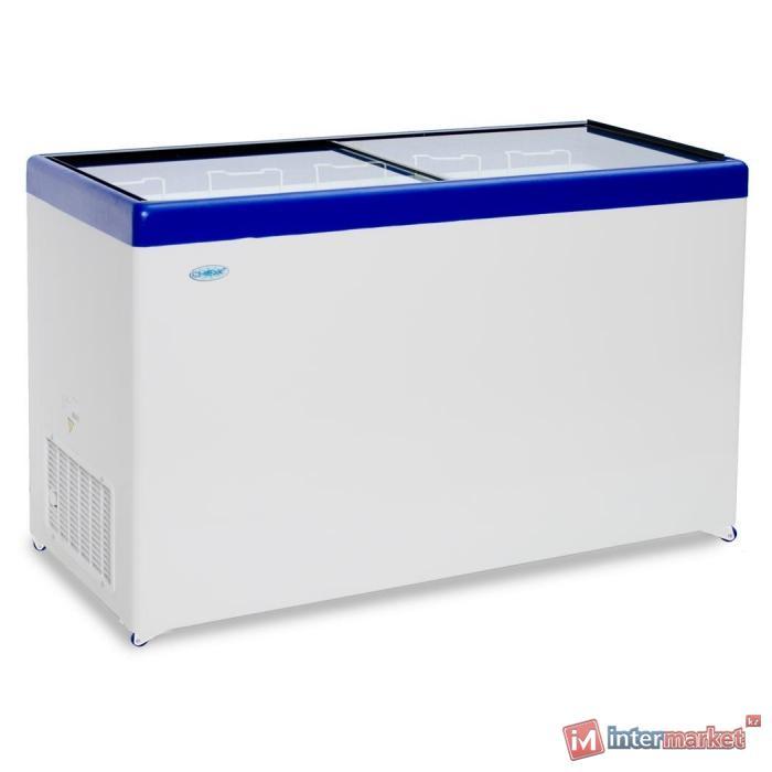 Морозильный ларь МЛП-500, синий