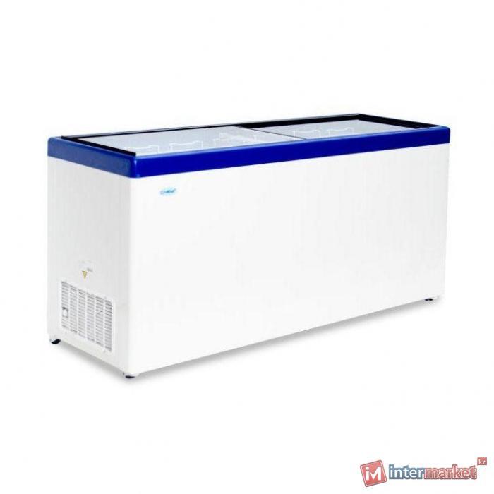 Морозильный ларь МЛП-600 синий