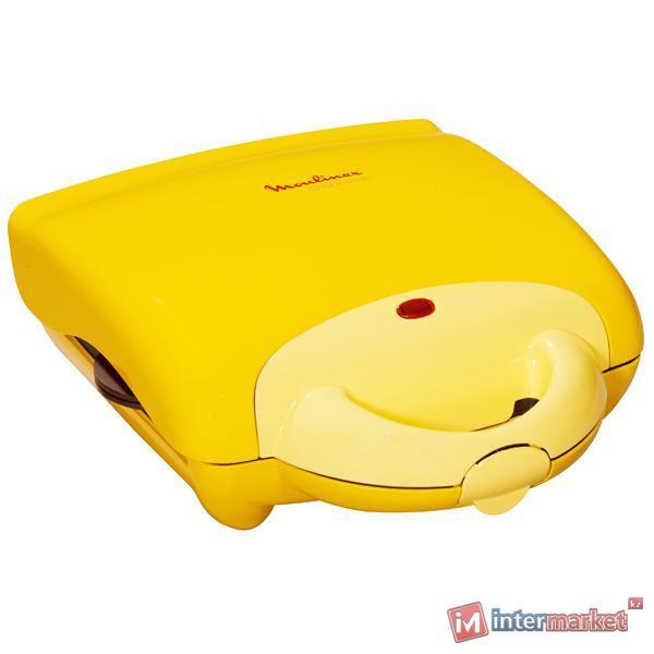 Сэндвич-тостер Moulinex SW280233, желтый
