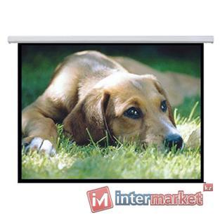 Экран настенный Memory Specialist MSPSBB135, 1:1 (2.4х2.4 w)