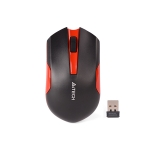 Мышь A4Tech G3-200N, Black-Red, USB.