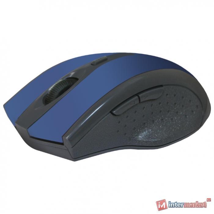 Мышь беспроводная Defender Accura MM-665 синий