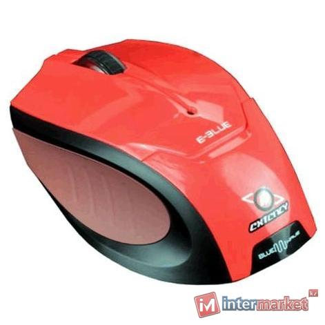 Мышь e-blue Extency EMS104RE Red USB