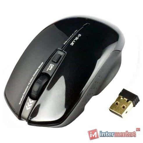 Мышь E-Blue, SMARTE EMS118BK