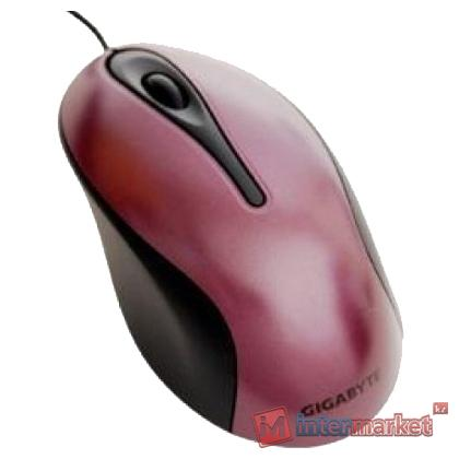 Мышь GIGABYTE M5100 Purple USB