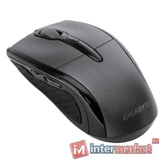 Мышь Gigabyte M6580X, Black, USB