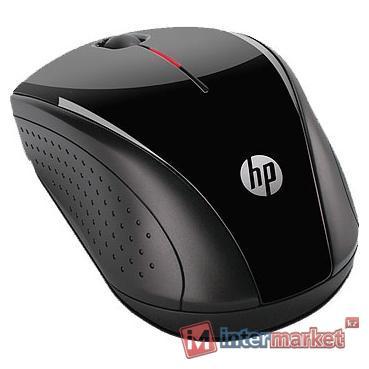 Мышь HP x3000, Black, USB