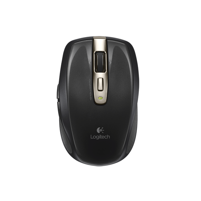 Мышь Logitech Anywhere MX black Wireless USB