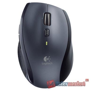 Мышь Logitech M705 EER wireless Silver