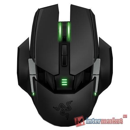 Мышь Razer Ouroboros Black USB