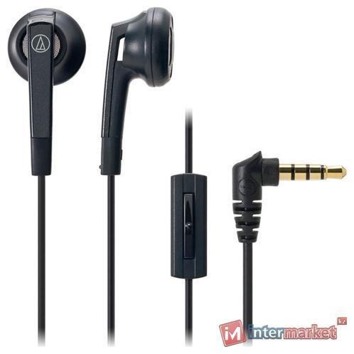 Наушники Audio-Technica ATH-C505i (Black)