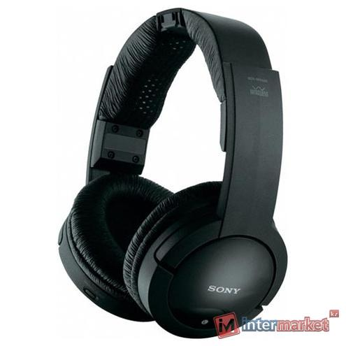 Наушники  Sony MDR-RF865RK, Black