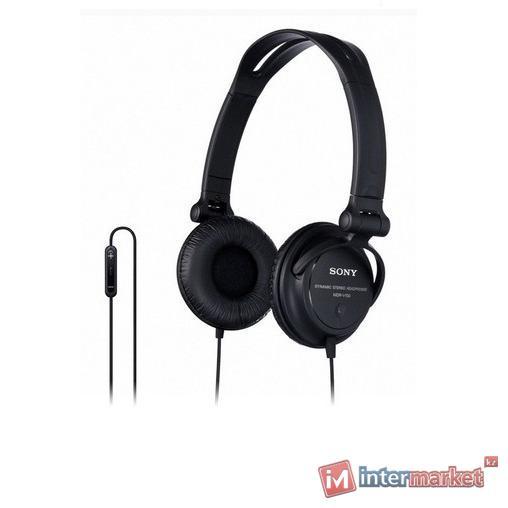 Наушники Накладные Sony MDR-V150A, Black