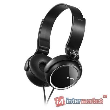 Наушники Sony MDR-XB250, black