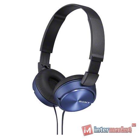 Наушники Sony MDR-ZX310, Blue