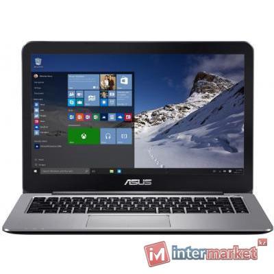 Ноутбук ASUS EeeBook E403NA, Pentium N4200-1.1/128GB EMMC/4GB/14