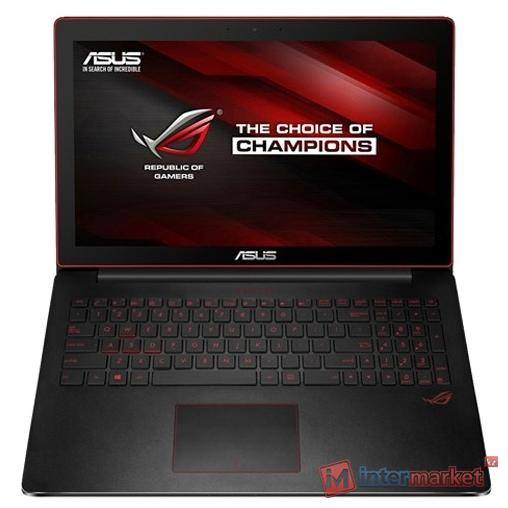 Ноутбук ASUS G501JW (Core i7 4720HQ 2600 Mhz/15.6