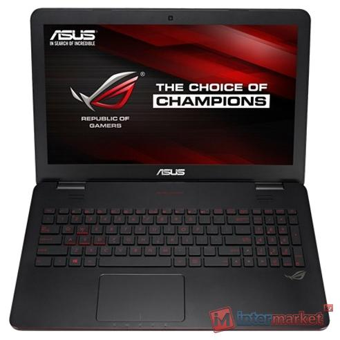 Ноутбук ASUS G551JX (Core i7-4720HQ-2.6/15.6