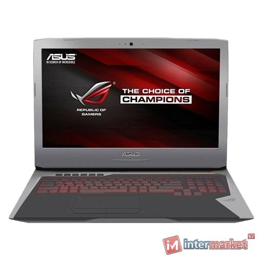Ноутбук ASUS ROG G752VY (Core i7 6700HQ 2600 MHz/17.3