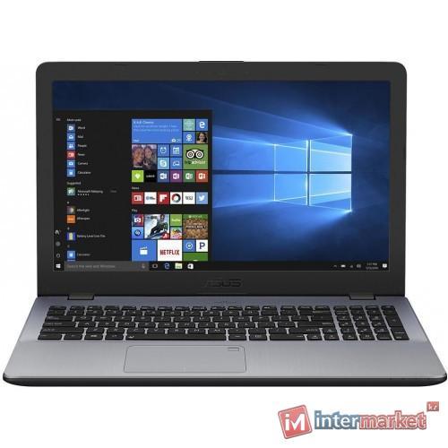 Ноутбук ASUS VivoBook 15 X542UF, Core i3-7100U-2.4/1TB+128GB SSD/4GB/MX130-2GB/15.6