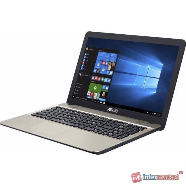 Ноутбук ASUS VivoBook Max X541NA, Celeron N3350-1.1/500GB/4GB/DVD-RW/15.6