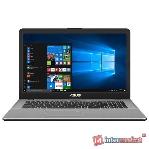 Ноутбук ASUS VivoBook Pro 17 N705UD, Core i5-8250U-1.6/1TB/8GB/GTX1050-2GB/17.3