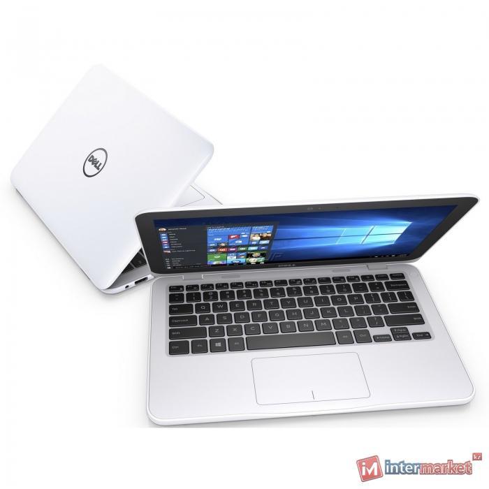 Ноутбук Dell Inspiron 3162 (Celeron N3050-1.6/eMMC 32G/2GB/802.11n/BT/11.6