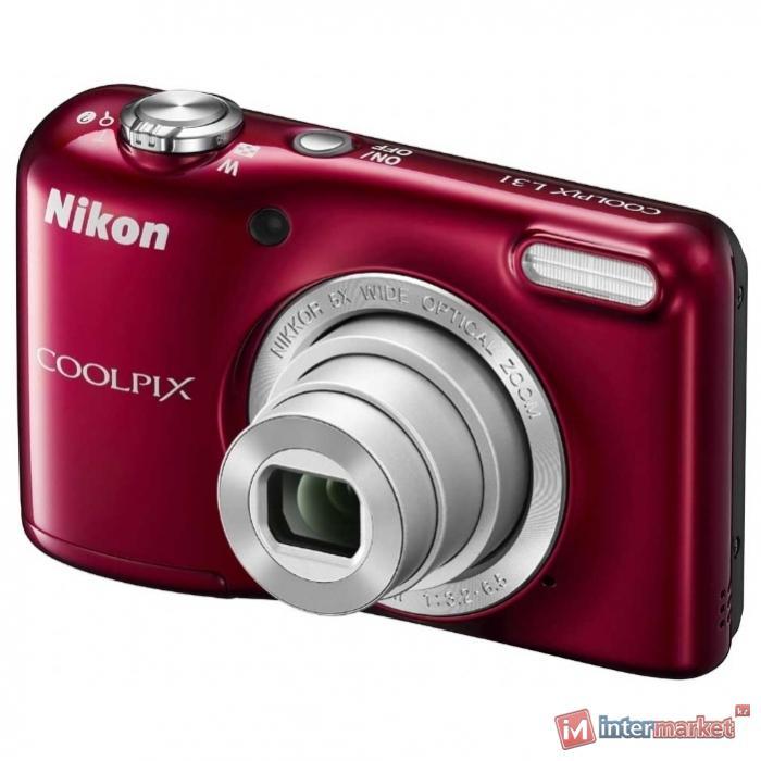 Компактный фотоаппарат Nikon Coolpix L31